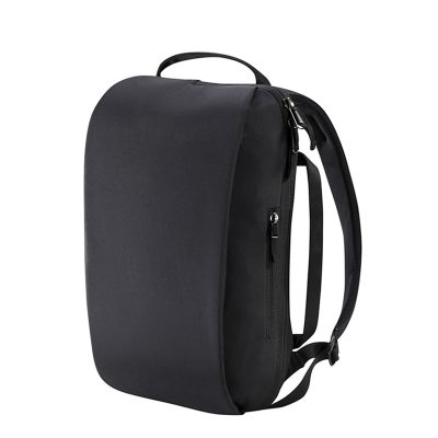 Portable laptop backpack