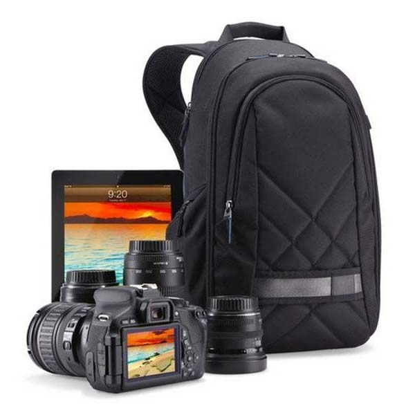Waterproof Camera Backpack manufacturer with Rain Cover for DSLR Cameras , Lens, Tripod and Accessories