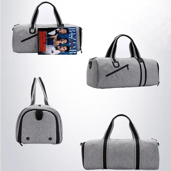 Scratch-resistant Travel Bag