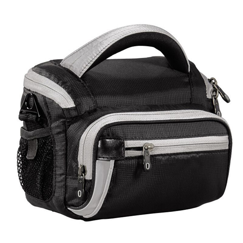 Durable camera bag protective digital camera bag with rain cover and adjustable dividers-backpack manufacturer