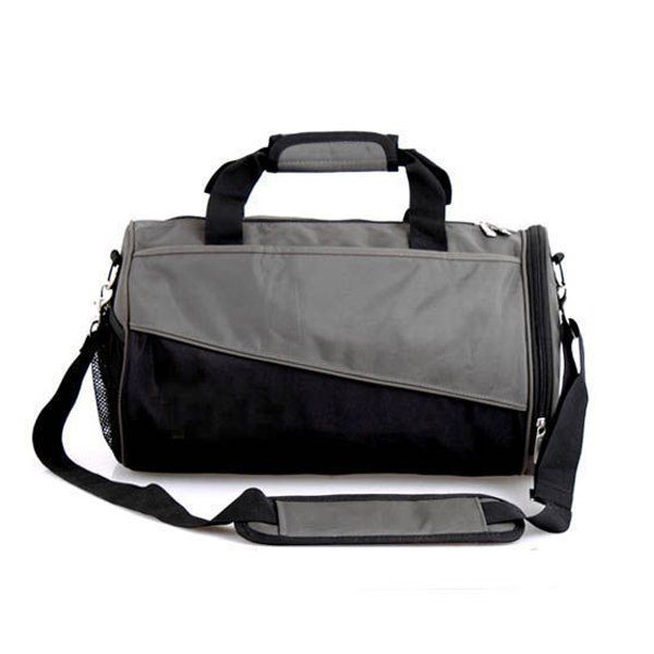 Sport Gym Bag Travel Duffel Bag with Shoe Compartment and Dry Wet Separation Layer-backpack manufacturer