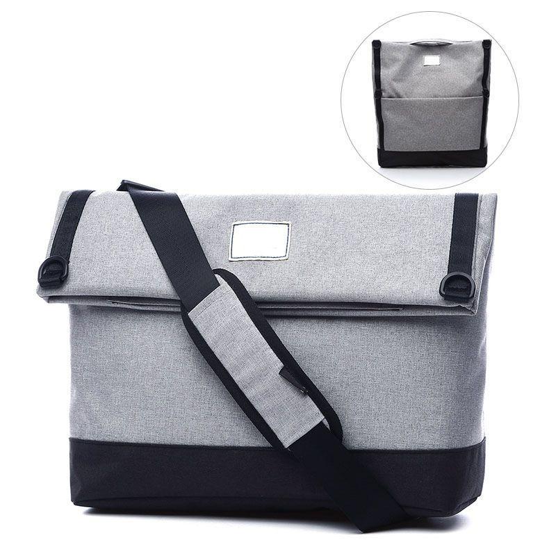 Polyester Dual Use Messenger Bag Handbag With Shoulder Padding-backpack supplier