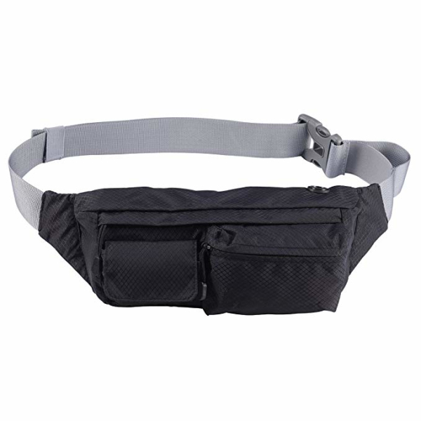 Water and Scratch Resistant Running Waist Bag with Adjustable Belt for Workout Sports-backpack manufacturer