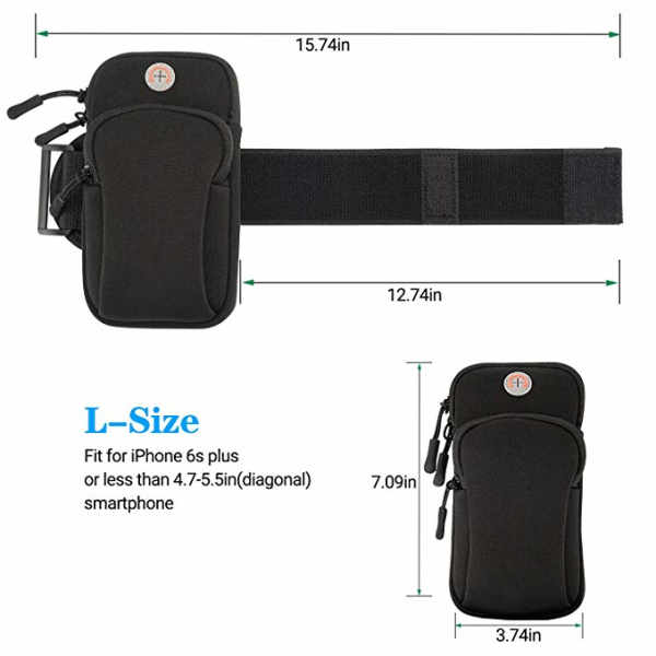 Sweatproof Arm bag