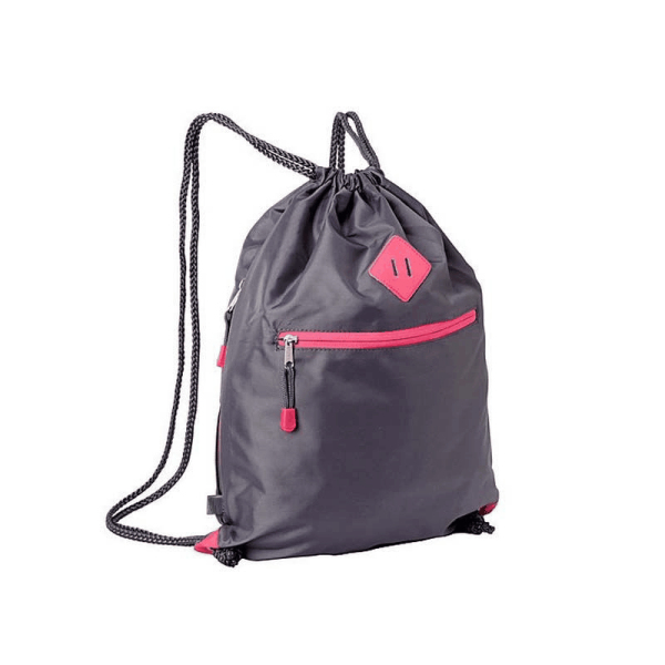 Fabric drawstring backpack wholesaler