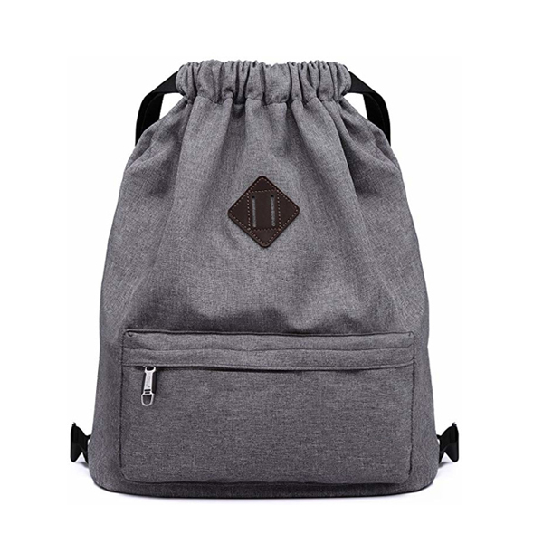 Lightweight and fashionable Drawstring Sports Backpack manufacturer for Men and Women