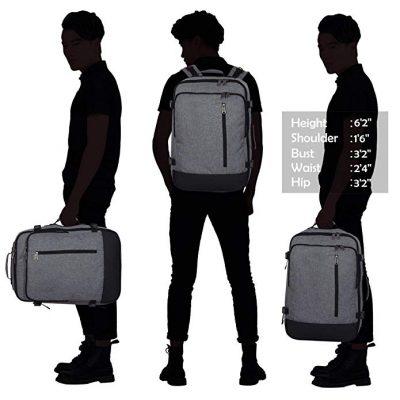multifunctional travel backpack