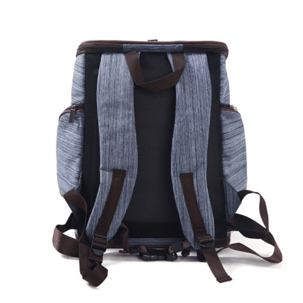 Denim Pet Carrier Backpack factory