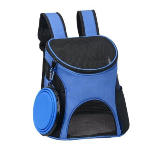 ODM fashion new Pet Backpack manufacturer with Breathable mesh design in Hot sale