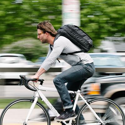 outdoor urban backpack