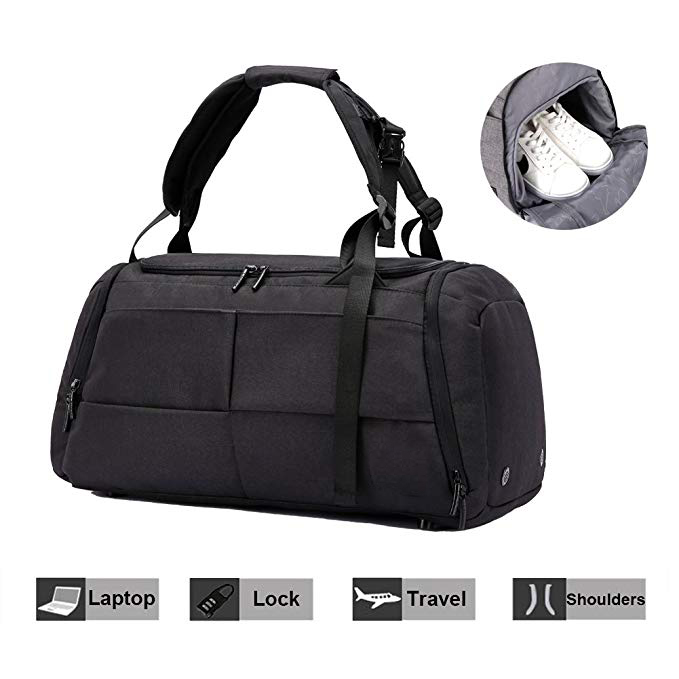 Lightweight Gym Bag for versatile carrying options-backpack supplier
