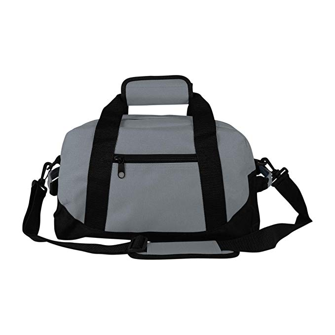 14″ Small Duffle Bag with shoulder padding for easy-carry purposes or handles-backpack supplier