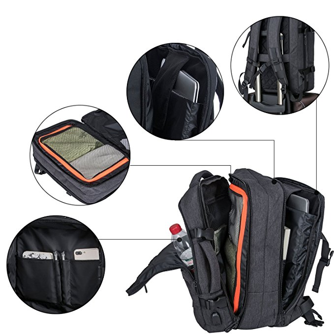 Multipurpose Travel Laptop Backpack factory