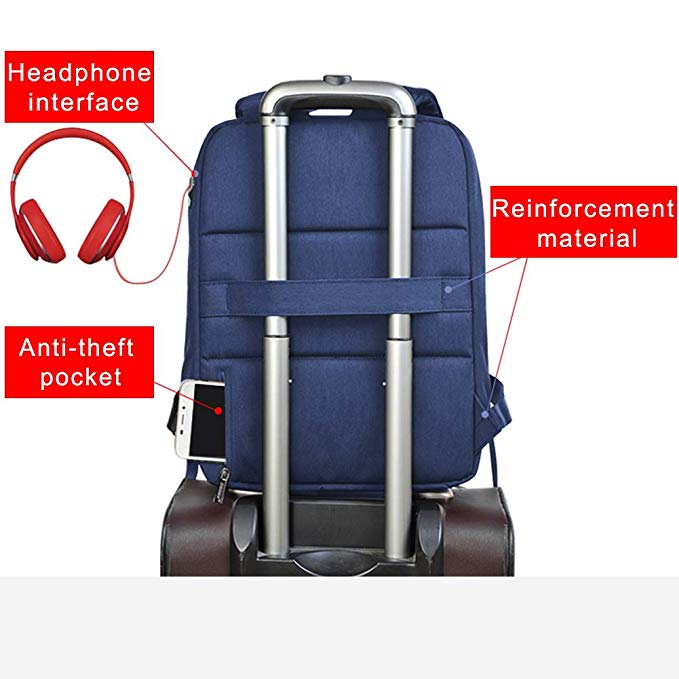 Leisure Anti Theft Backpack factory