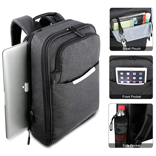 Slim Business Lightweight Laptop Backpack factory