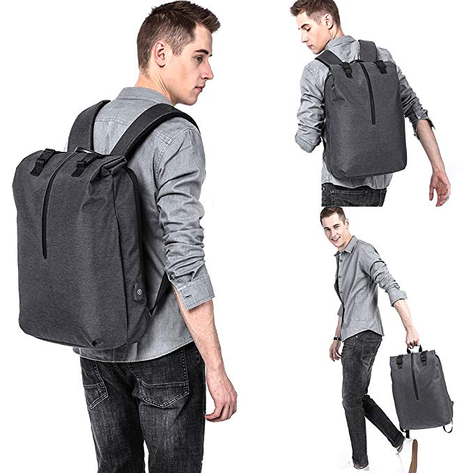 What is the customer's evaluation of our backpack?
