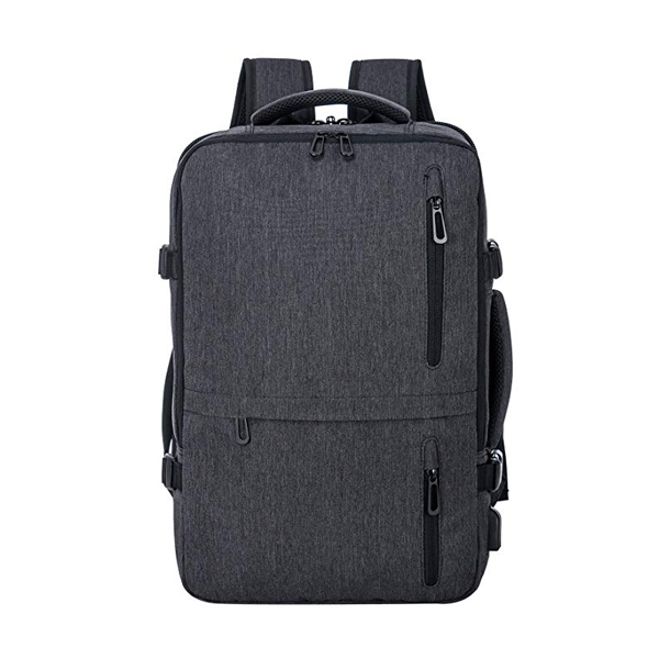 Multipurpose Travel Laptop Backpack factory Flight Approved Carry On Weekender Backpack expandable with USB Charging Port