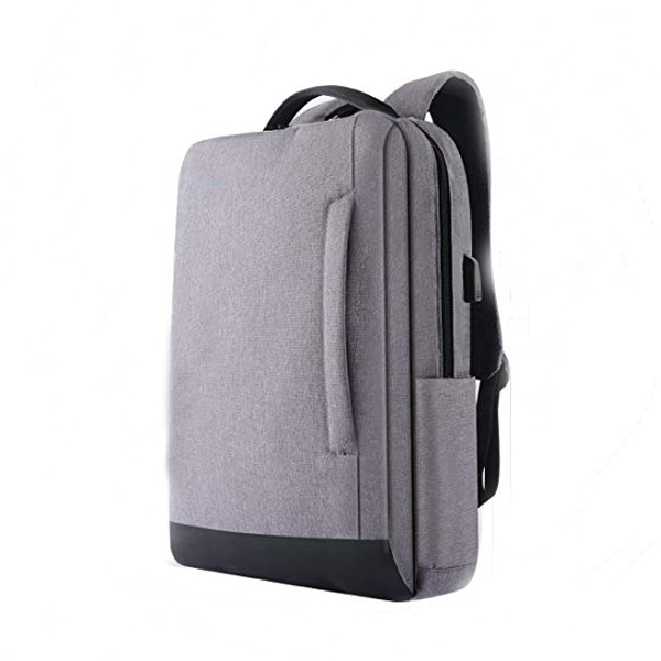 Travel Laptop Backpack factory with USB Charging Port Fits 15.6 inch computer