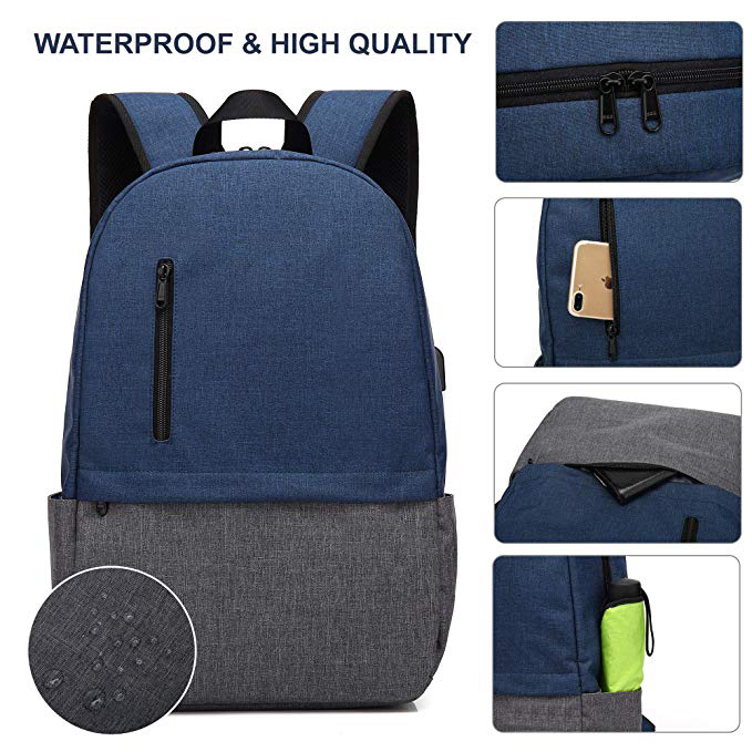 Lightweight Anti-theft Laptop Backpack factory