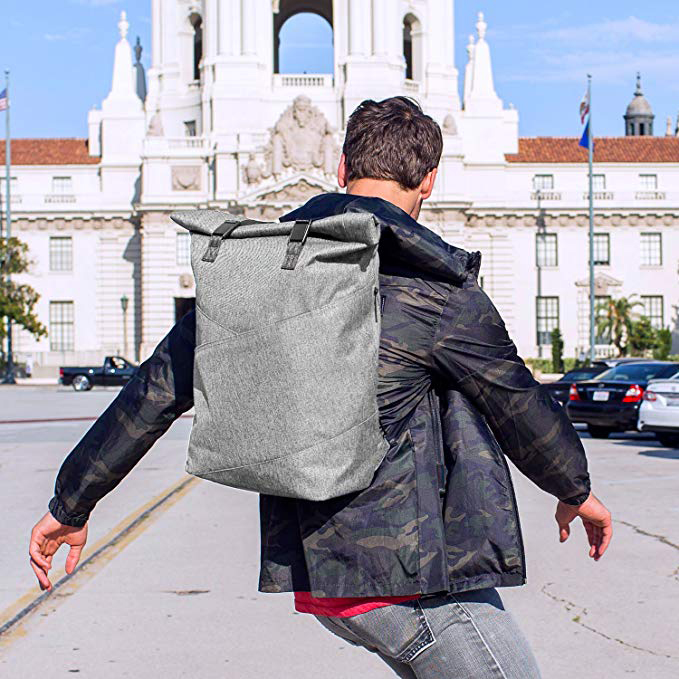 Make your life easier with DDHBA Backpack!