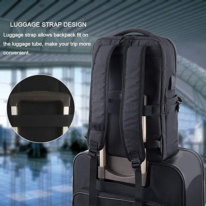 Water Resistant Travel Laptop Backpack factory