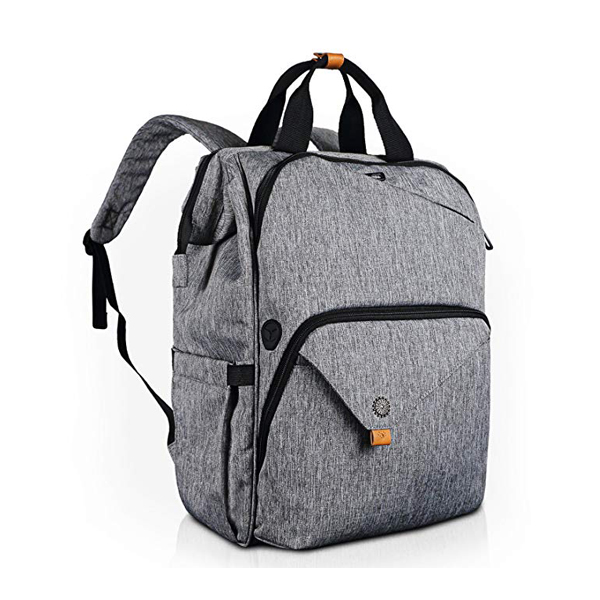 Large Capacity Laptop Backpack factory for College/Travel/Business Fits 15.6/14/13.3 Inch Notebook