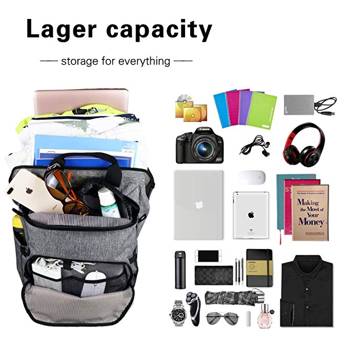 Large Capacity Laptop Backpack factory