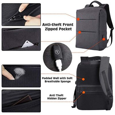 USB Charging Travel Laptop Backpack Factory