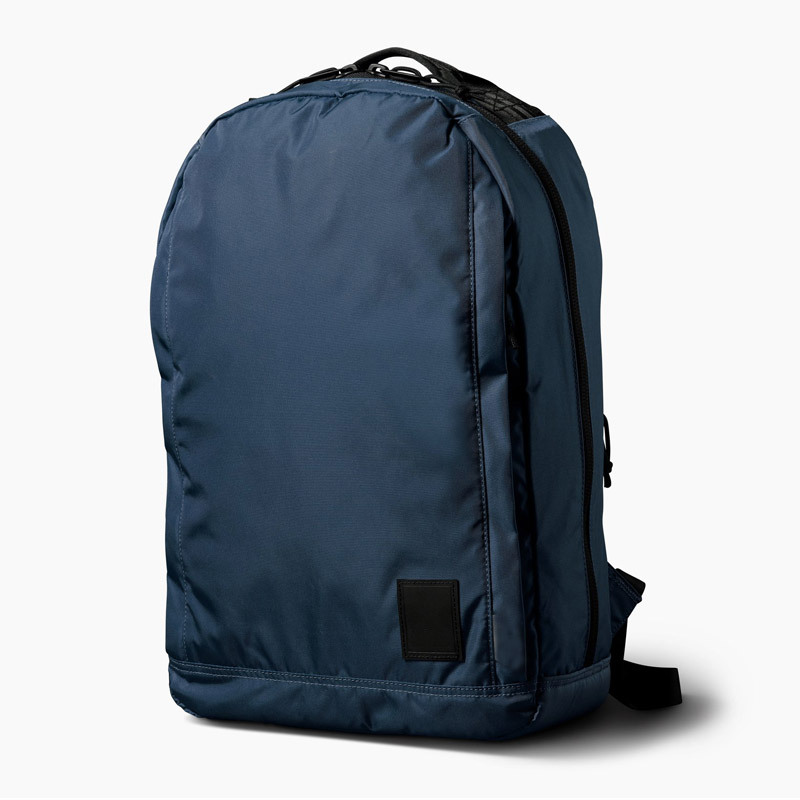 What is the advantage of a laptop travel backpack?