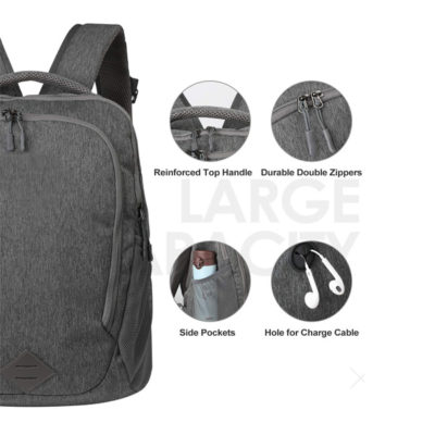 nylon travel backpack Factory