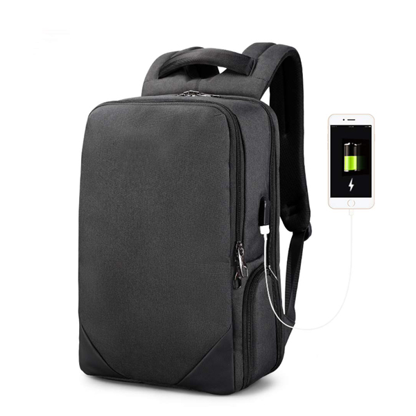 Anti-theft 15.6 inch business commuter backpack factory
