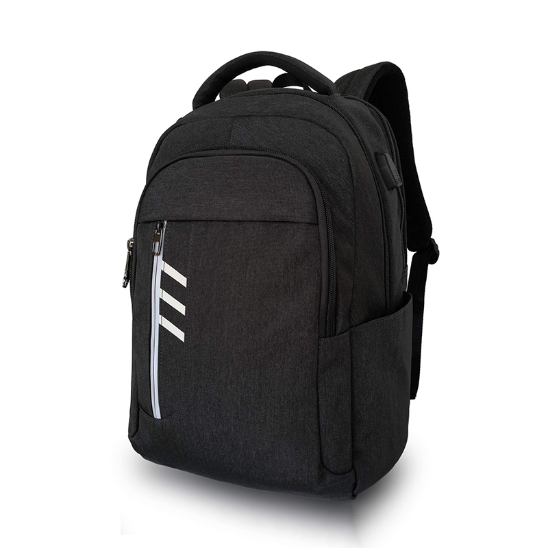 Smart laptop backpack with convenient function