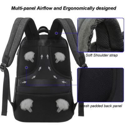 smart laptop backpack