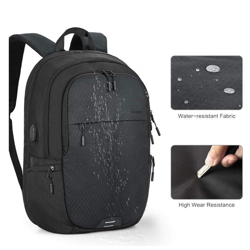 15.6 inch laptop backpack with Large capacity for businessman