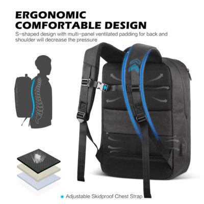 business 15.6 inch laptop backpack