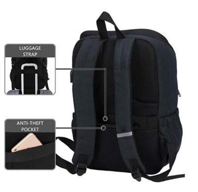 15.6 laptop backpack supplier