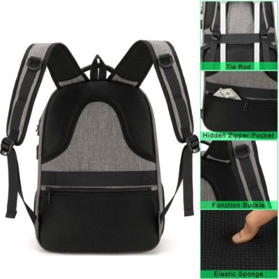 15 inch computer backpack factory