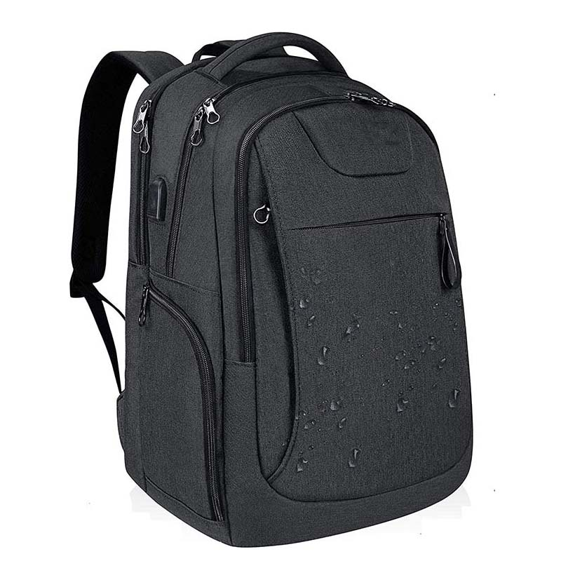 17.3 inch laptop computer backpack supplier daypack for travel