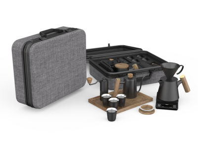 DDHBA hard side suitcase factory