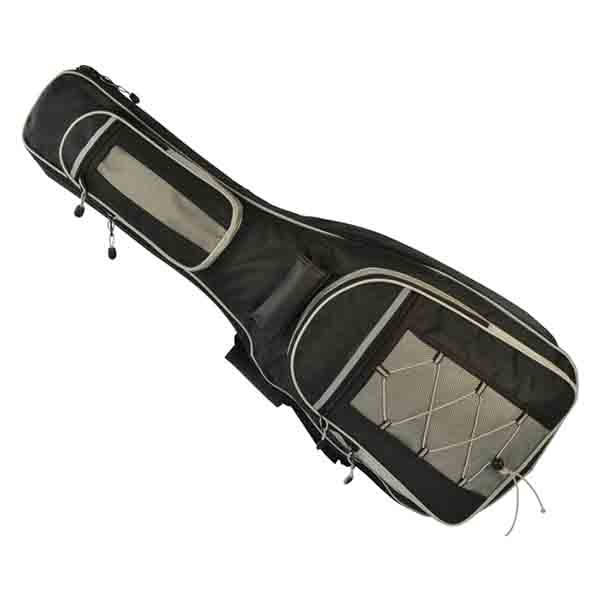 What does a good electric padded guitar bag supplier look like?