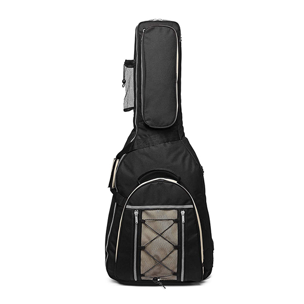 Acoustic Guitar Padded Case Supplier With Beautiful Appearance