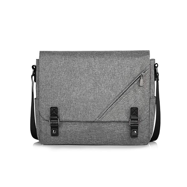Canvas Messenger Shoulder Laptop Bag Supplier