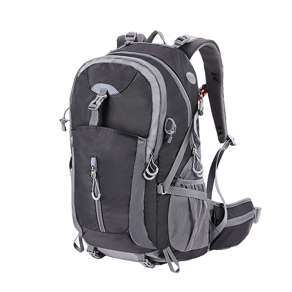 40L Camping Backpack with Waterproof Rain Cover Hiking Daypack Factory