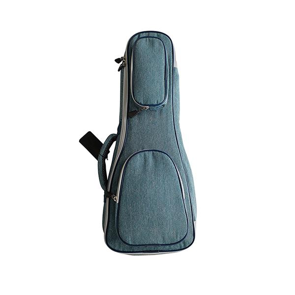 15mm Thick Vintage Style Denim Ukulele Case Factory