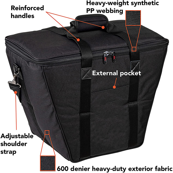 Do you need a nice drum case to protect it?